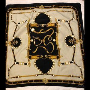 Accessories - Nicole de Beauvou Paris scarf chain belt